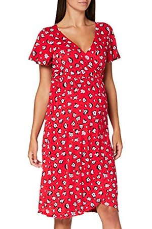 Supermom Damen Dress Ss Flower Kleid
