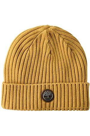 Timberland Herren Ribbed Watch Cap with Logo Plate Winter-Hut