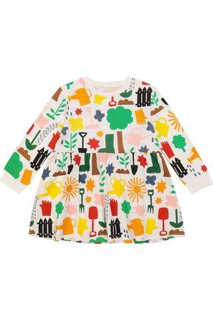 Stella McCartney Kleid aus Baumwoll-Jersey