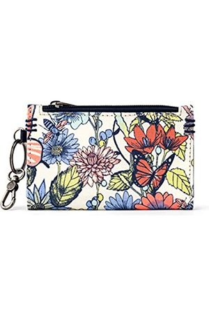 Sakroots Encino Essential Geldbörse für Damen, Mehrfarbig (Multi in Bloom)