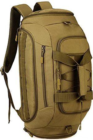 ArcEnCiel Taktische Duffle Bag Herren Gym Rucksack Große Kapazität Militär Rucksack Molle Schultertaschen Schuhe Lagerung Sport Handtasche, Herren