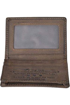 Outrip Brieftaschen für Herren, Visitenkartenhalter für Ehemann, Vater, Sohn, Freund, Geschenke für Jahrestag, Weihnachten, Geburtstag