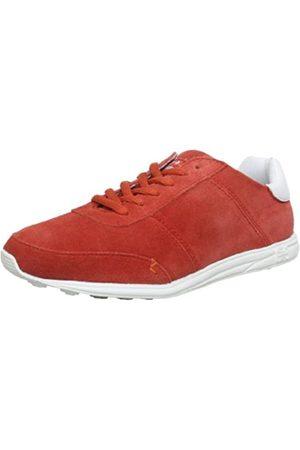 Hub Athletic-W S W10-01 S-S08-24, Damen Sneaker, (red/wht 24)