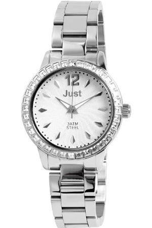 Just Watches Just Damenarmbanduhr Quarz 48-S3538B-SL