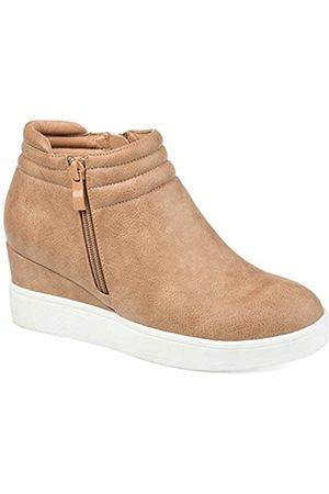 Journee Collection Remmy Sneaker für Damen, Beige (hautfarben)