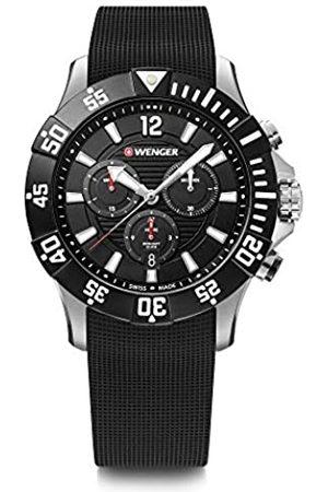 Wenger Unisex-Erwachsene Uhr 01.0643.118