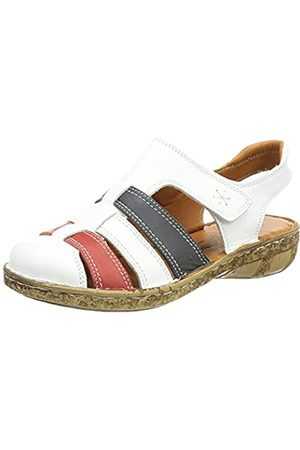 Comfortabel Damen 720002-00 Sandale mit Absatz
