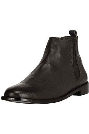 Liberty Footwear Liberty Chelsea Herren Stiefel aus Leder, knöchelhoch, lässig, (Matte Black)