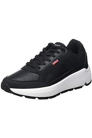 Levi's Herren 232804-618-59_44 Sneakers, Black