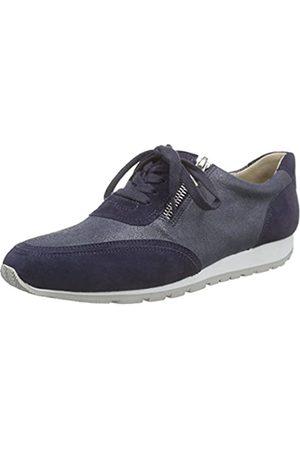 Caprice Damen 23652 Sneakers, (Blue/Ocean SUE 884)