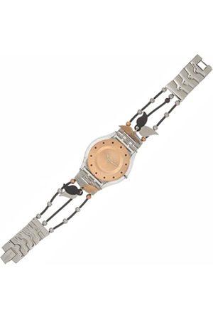 Swatch Damen Armbanduhr Skin Classic Zanda SFK304G