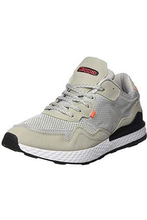 Kappa Unisex-Erwachsene LAVERTON Sneaker, 1629 grey/coral