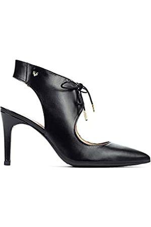 Martinelli Damen Pumps - Damen Selena 1368 Pumps, (Black Black)