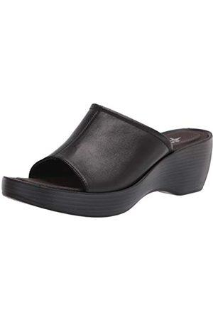 Eastland Women's Slide Sandal, Black
