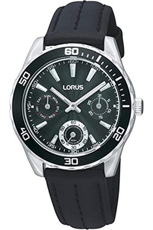 Lorus Watches Damen-Armbanduhr XS DAU Women Fashion ZB Analog Leder RP633AX9