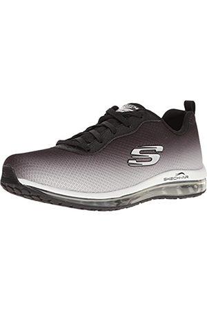 Skechers Damen 12640-BKW_35 Sneakers, Black