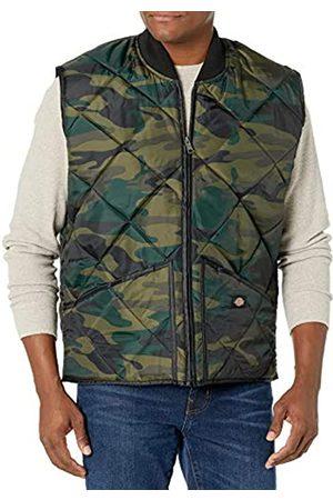 Dickies Herren Diamond Quilted Vest Arbeitsoberbekleidung