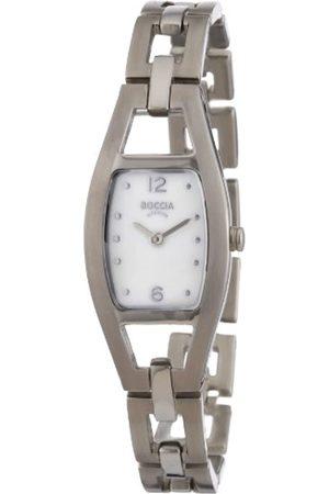 Boccia Damen-Armbanduhr Titan 3178-01