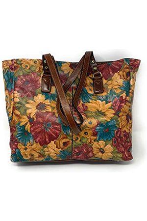 Patricia Nash Damen Shopper - Collection Solaro Damen-Tragetasche aus Leder