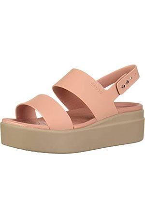 Crocs Damen 206453-6RT_38/39 Outdoor Sandals