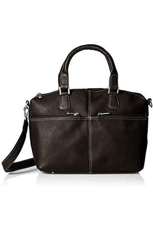 Royce Leather Unisex-Erwachsene Luxury Travel Weekender Duffel Bag Handcrafted In Colombian Leather Seesack
