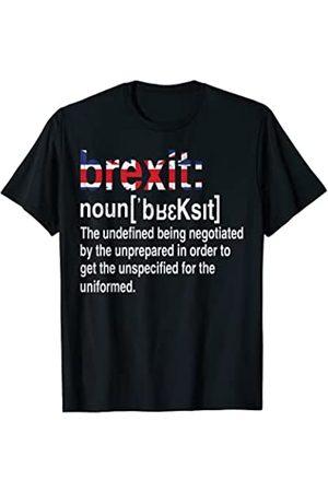 26 Rd Londonshirts Apparel Damen T-Shirts, Polos & Longsleeves - Brexit Definition Shirt | Brexit T-Shirt