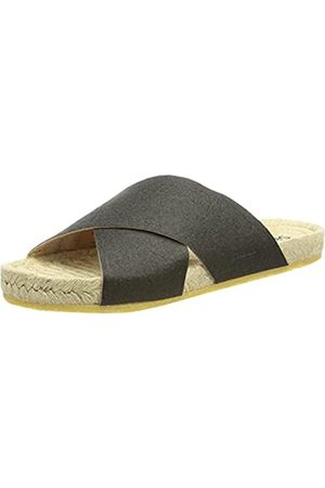 Shabbies Amsterdam Damen SHS0839 Sandal, Black