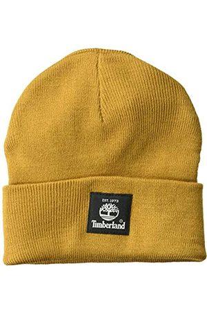 Timberland Herren Short Watch Cap with Woven Label Hut für kaltes Wetter