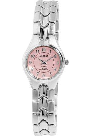 Akzent Damen-Uhren mit Metallband SS7123800059