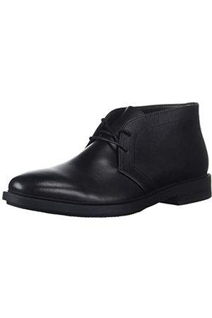 Calvin Klein Herren CAM Smooth Calf Leather Chukka, Stiefel