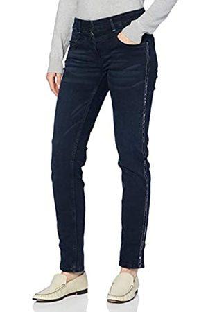 CECIL Damen 373524 Style Charlize Fit Slim Legs Jeans