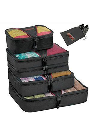 Valyne Packing Cubes 4-teiliges Set Gepäck-Organizer-Taschen mit gratis Schuhbeutel - 6786012