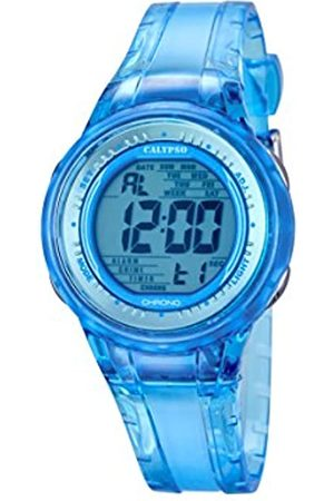Calypso Damen Digital Uhr mit Plastik Armband K5688/1