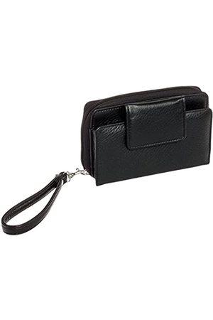 Buxton Damen Portemonnaie RFID Identität Safe Wristlet Kupplung Gr. Einheitsgröße