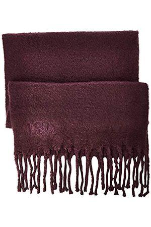 Levi's Damen Monogram Fuzzy Wrap Schal für kaltes Wetter One size