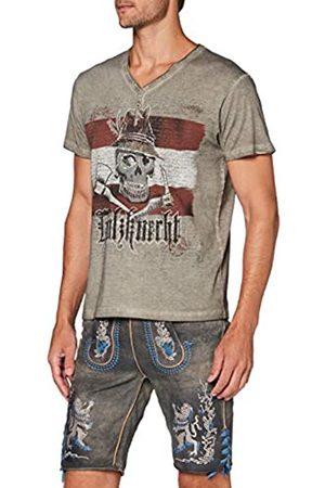 Stockerpoint Herren Shirt Knecht Austria Trachtenhemd