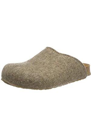 Haflinger Unisex-Erwachsene Gio Bio Pantoffeln (Torf 550) 36 EU