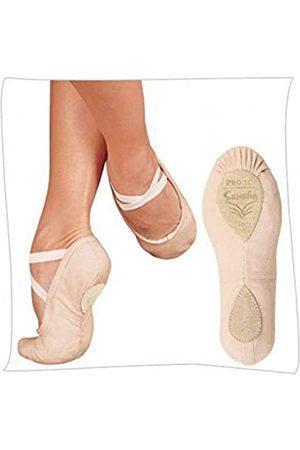 SANSHA Damen Dance Sneakers Ballerinas