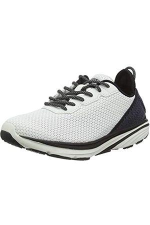 Mbt Damen Gadi Lace Up W Sneakers, (Black/White 399m)