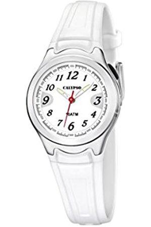 Calypso Watches Damen-Armbanduhr XS K6067 Analog Quarz Plastik K6067/1