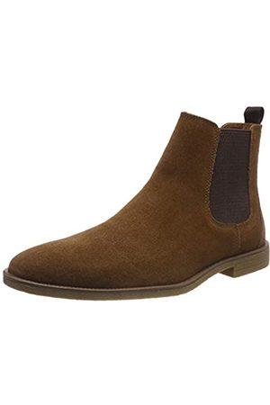 Burton Carlton, Herren Chelsea Boots, (Tan 160)