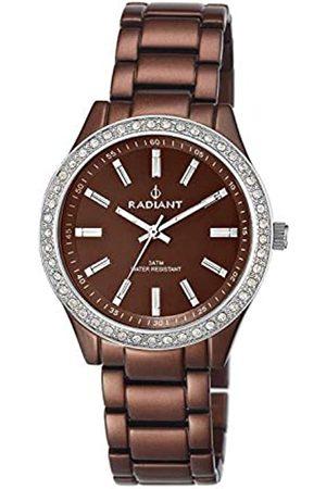 Radiant Damen Analog Quarz Uhr mit Aluminium Armband RA159206