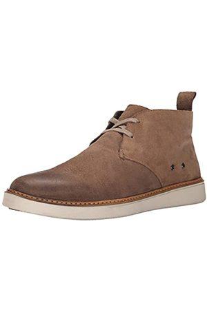 Dr. Scholl's Shoes Dr. Scholl's Tyson Chukka Herren Stiefel, (Chateau Grey Leder)
