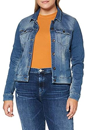 Garcia Women's Sofia Denim Jacket, Medium Used