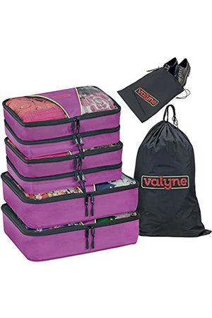 Valyne 6-teiliges Packwürfel-Set, Reisezubehör
