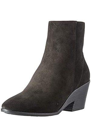 Gentle Souls Women's Blaise Wedge Bootie Fashion Boot, Black