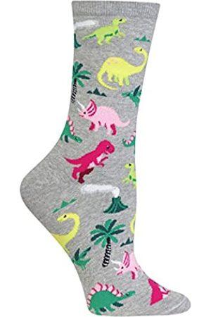 Hot Sox Damen Socken Dinosaurier