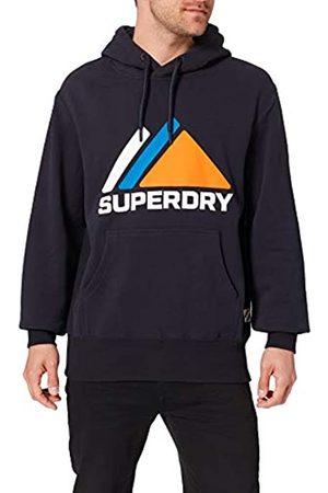 Superdry Mens Mountain Sport Hood Hooded Sweatshirt