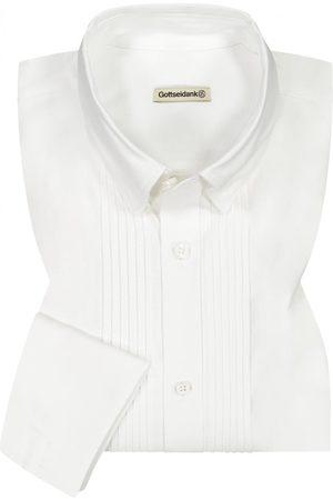 gottseidank Leander Trachtenhemd für Herren von in . Das Modell überzeugtmit dem leicht elastischen Baumwoll-Leinen-Mix, während traditionelle.... Mehr Details bei Lodenfrey.com