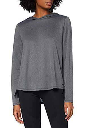 AURIQUE Amazon-Marke: Damen Sporthoodie (Black), 40